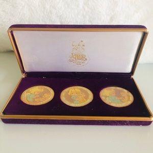 Precious Moments Commemorative Medallions